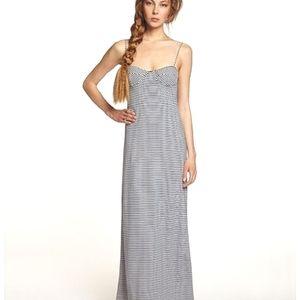 Mara Hoffman Maxi Stripe Dress